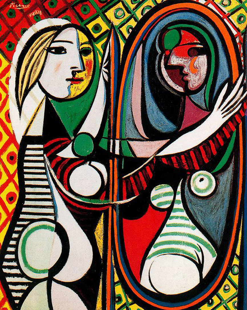 picasso-girl-in-front-of-mirror-1932
