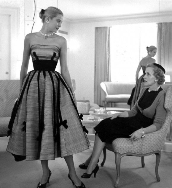 Grace Kelly and her mother Margaret Kelly, 1950s