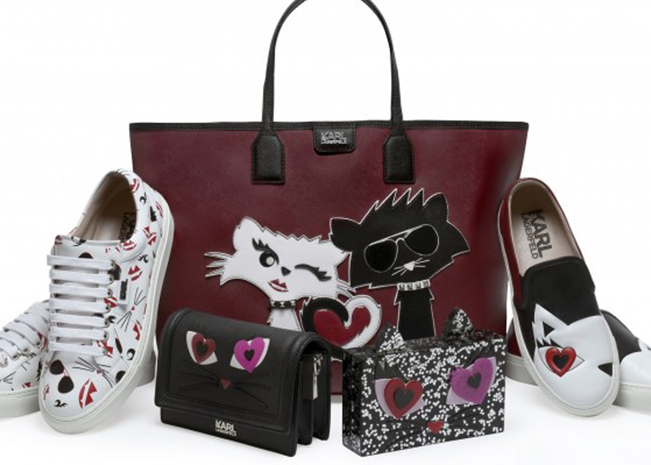 Karl Lagerfeld Choupette Collection