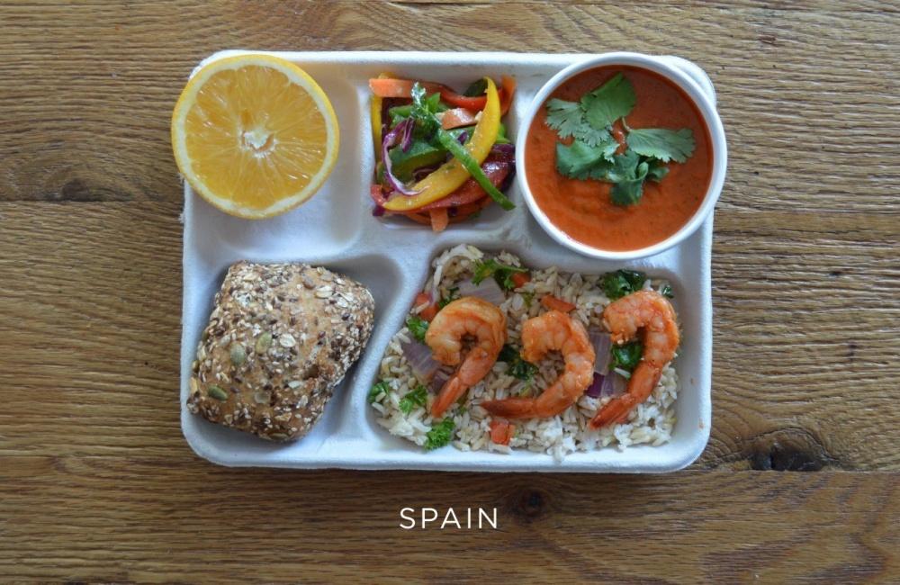Што ручаат децата во светот