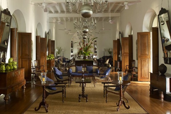 Колонијален Amangalla хотел во Galle