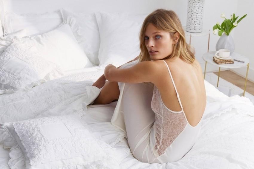 Constancа Jablonski во новата колекција на Zara Home