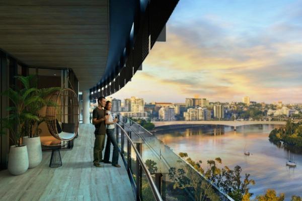 Најубавите станови во Бризбејн  Австралија