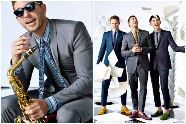 Dolce   Gabbana   фантастична колекцијата за мажи Sartorial