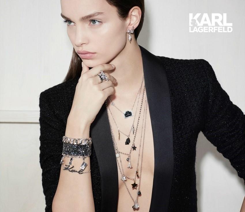 Колекција на Karl Lagerfeld за Swarovski