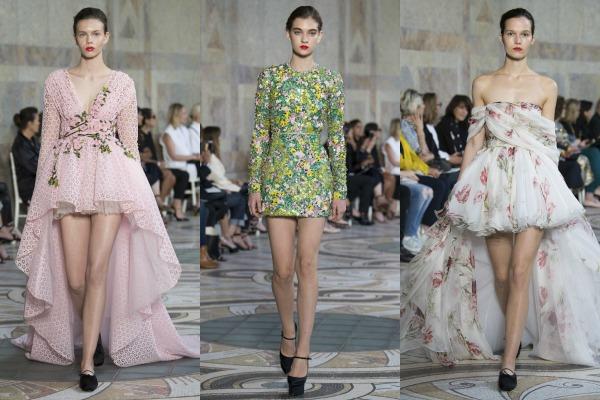 Ода на женственоста   Giambattista Valli Couture