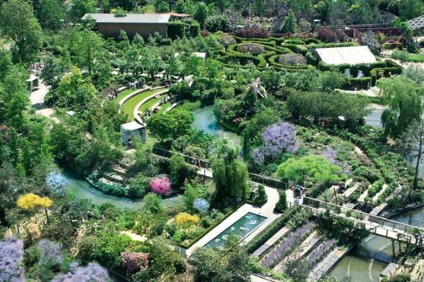 TERRA BOTANICA   рај за љубителите на зеленилото