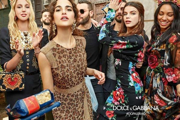 DOLCE   GABBANA  Есенска линија инспирирана од ренесансата
