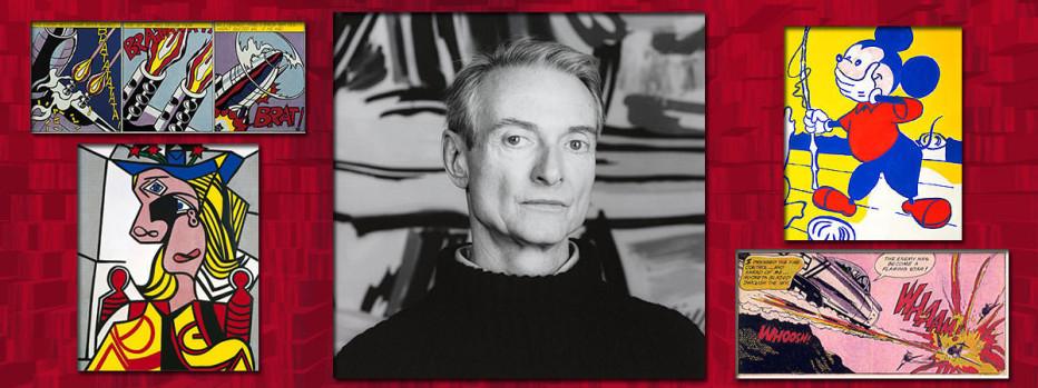 Roy Lichtenstein  џезерот во сликарството