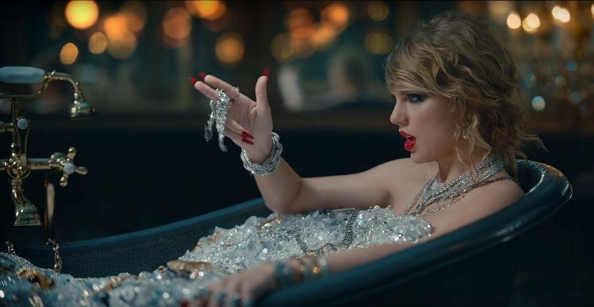 Дали сте го виделе новиот спот на Taylor Swift ?