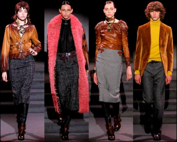 Живописна есен со модниот дизајнер Tom Ford