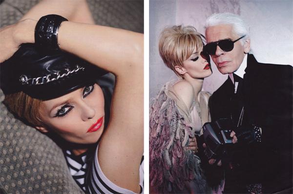 Karl Lagerfield кралот на високата мода