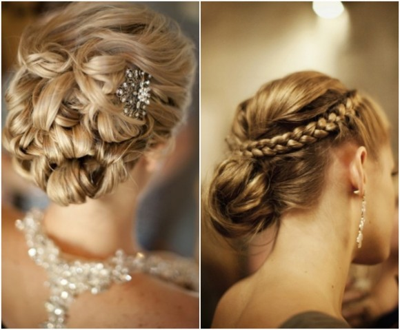 elegant-hairstyles-for-a-wedding