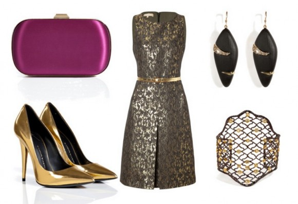 gold-christmas-party-outfit