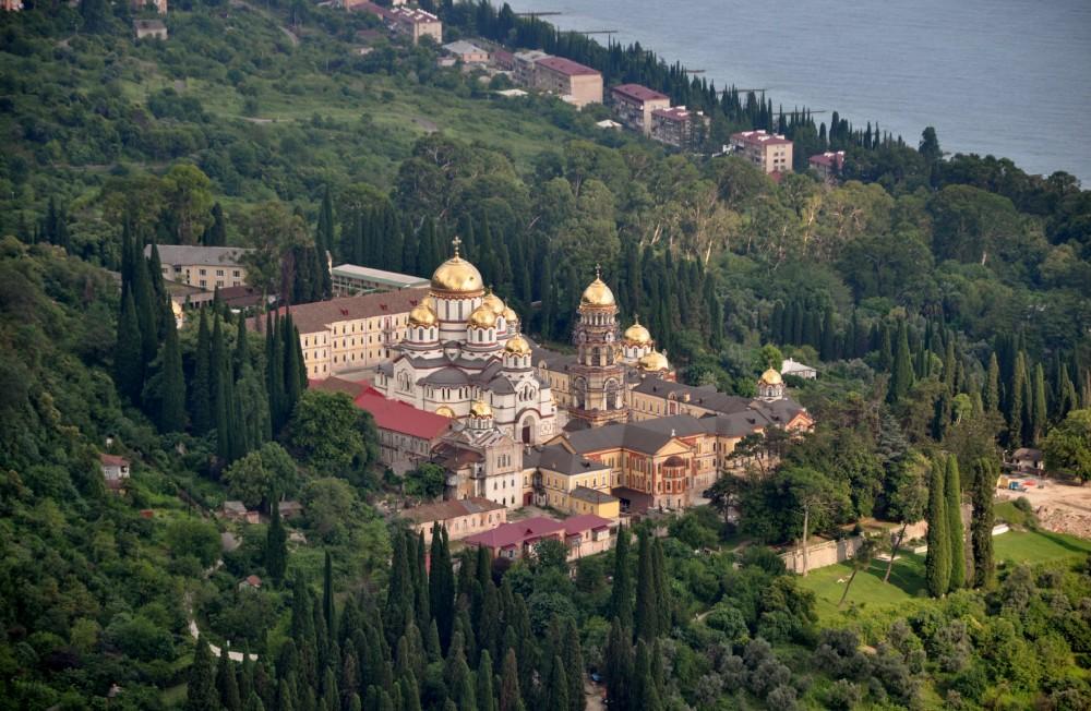 Abkhazia-Mosque