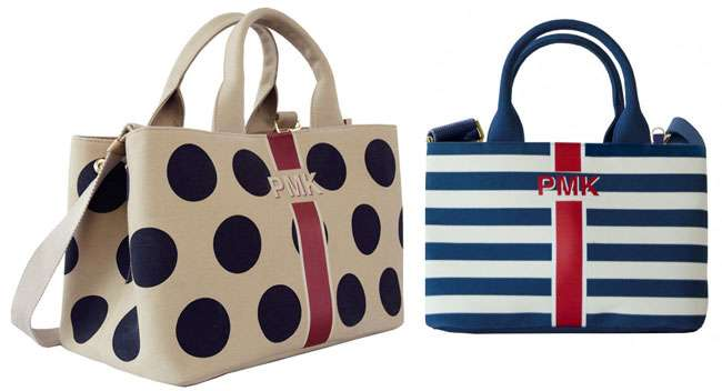 Pastel-colors-Handbags-polka-dots-macro-combined-alternate-striped-prints-polka-dots-macro