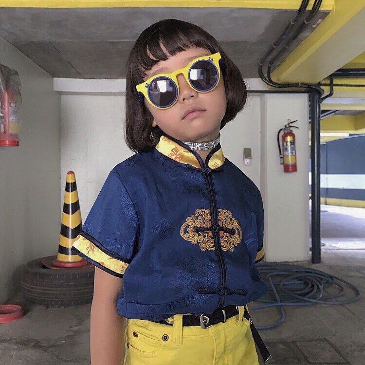 Запознајте ја CoCo  најмалата модна блогерка на светот