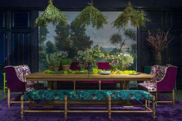 Мебел  Moissonnier   француски луксуз