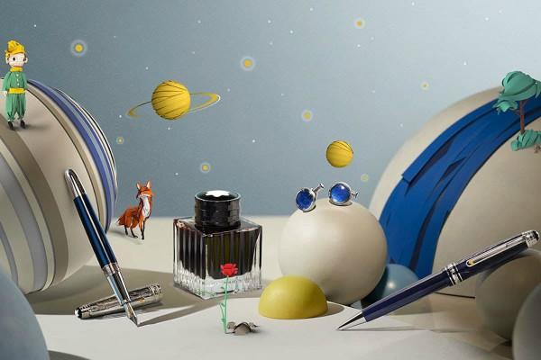 Новата колекција на Montblanc инспирирана од Малиот Принц