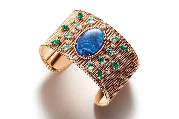 Нова луксузна јувелирска колекција Piaget Manchette
